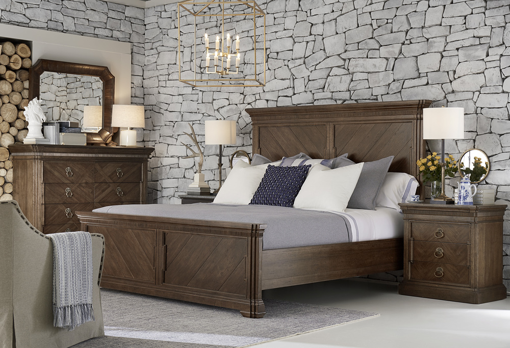 A.R.T. Furniture - Queen Bed