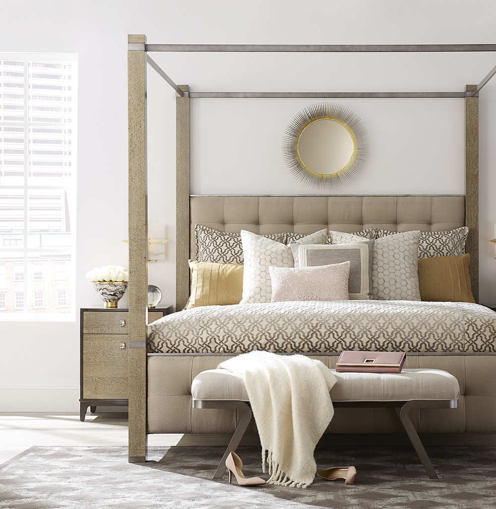 A.R.T. Furniture - Alto King Canopy Bed