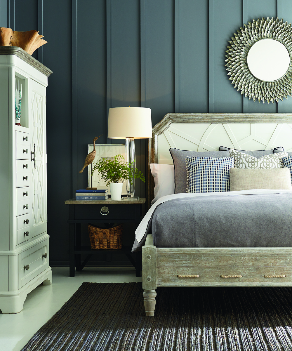 A.R.T. Furniture - Signal Hill King Panel Bed