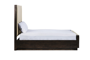 Thumbnail of A.R.T. Furniture - Queen Mulholland Upholstered Bed