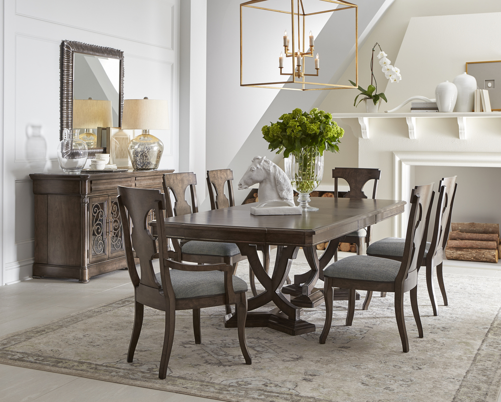 A.R.T. Furniture - Splat-Back Arm Chair