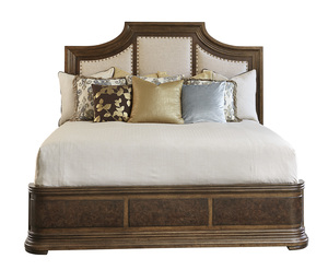 Thumbnail of A.R.T. Furniture - California King Upholstered Panel Bed