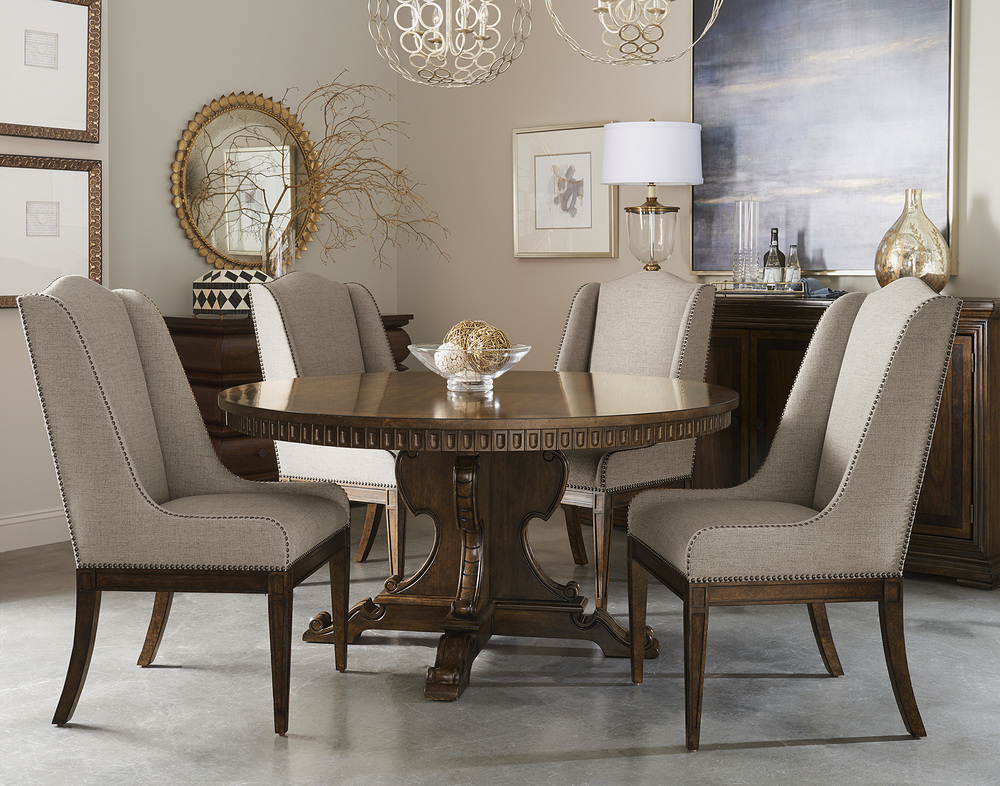 A.R.T. Furniture - Round Dining Table