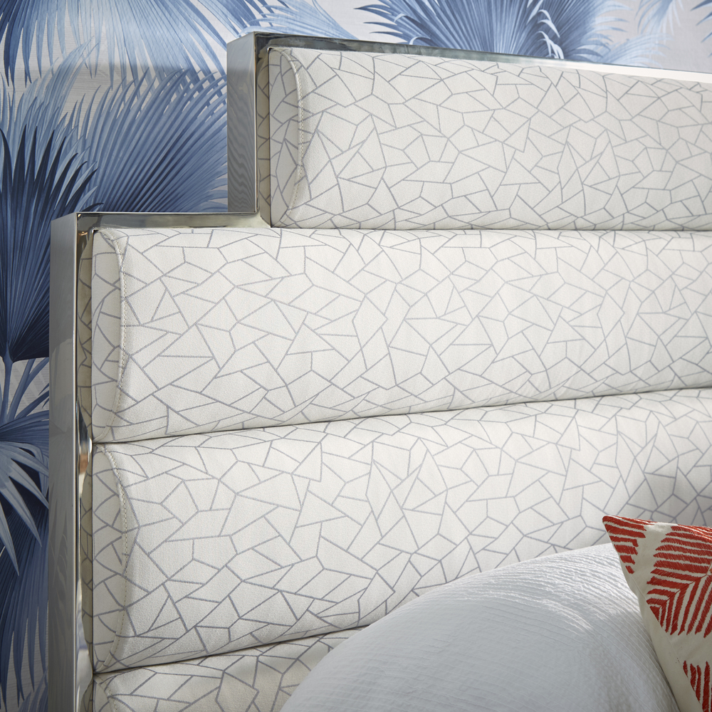 A.R.T. Furniture - Queen Upholstered Panel Bed