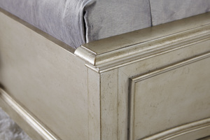 Thumbnail of A.R.T. Furniture - Queen Panel Bed