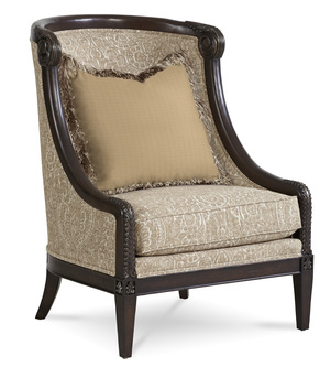 Thumbnail of A.R.T. Furniture - Carved Wood Accent Chair