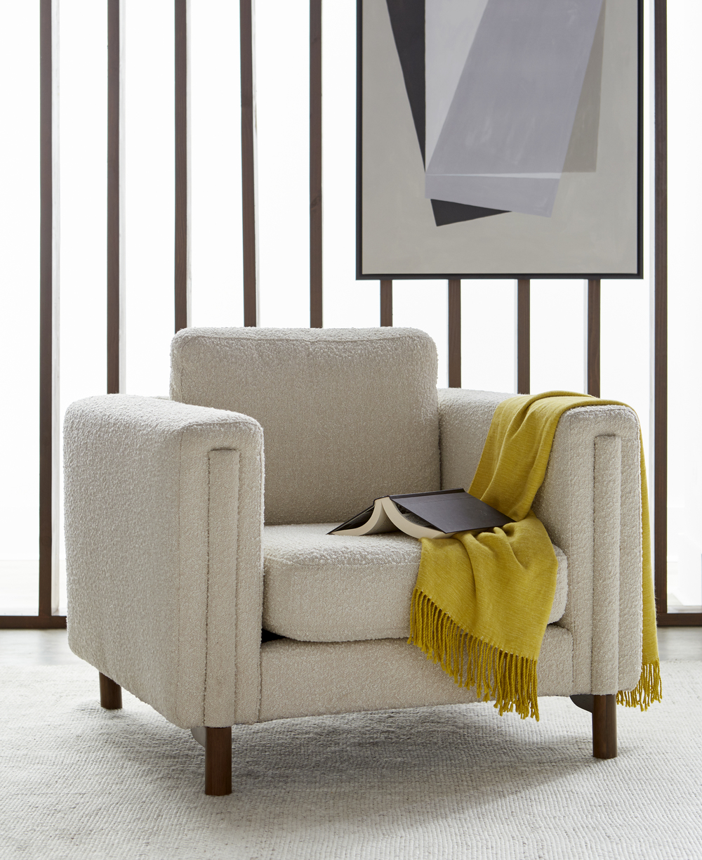 A.R.T. Furniture - Larsen Chair (Ivory)
