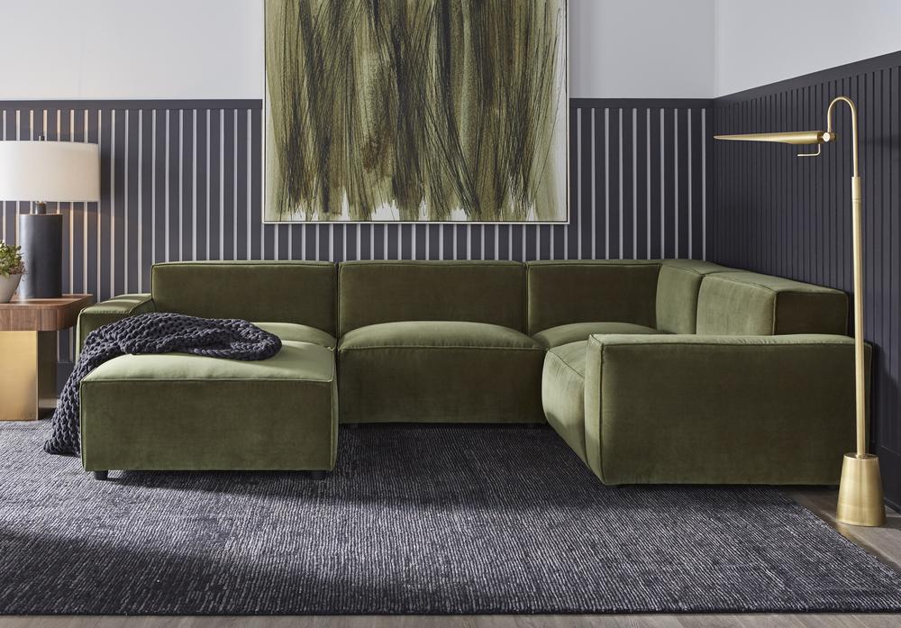 A.R.T. Furniture - Olafur 5 Piece Modular Sectional