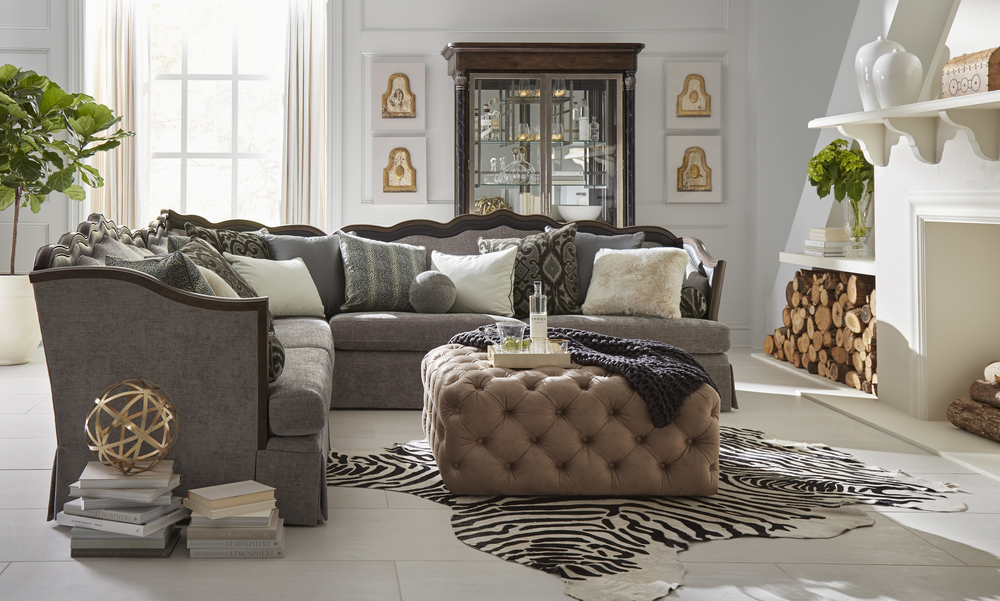A.R.T. Furniture - 3 Piece Sectional Complete
