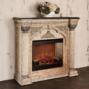 Thumbnail of Ambella Home Collection - Arch Electric Fireplace