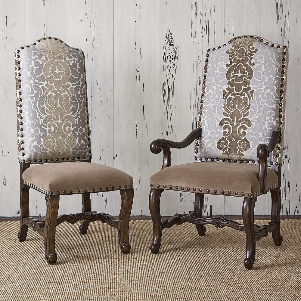 Ambella Home Collection - Florence Side Chair
