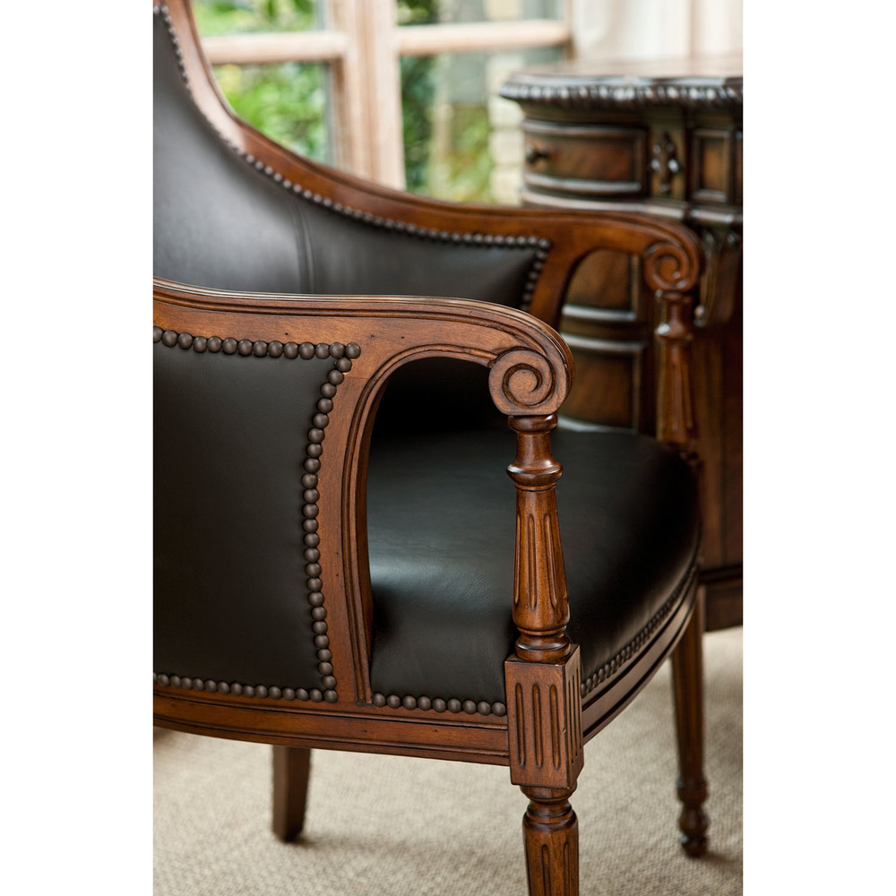 Ambella Home Collection - Charles Desk Chair