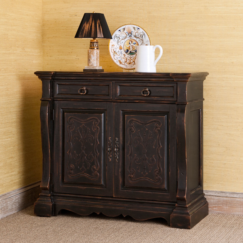 Ambella Home Collection - Aspen Scrolled Sideboard