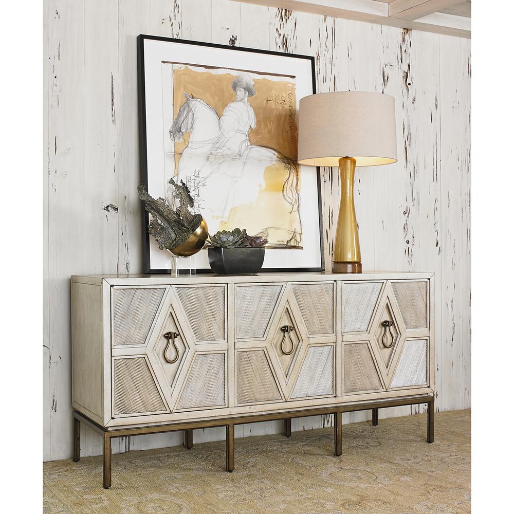 Ambella Home Collection - Diamond Multi Use Cabinet