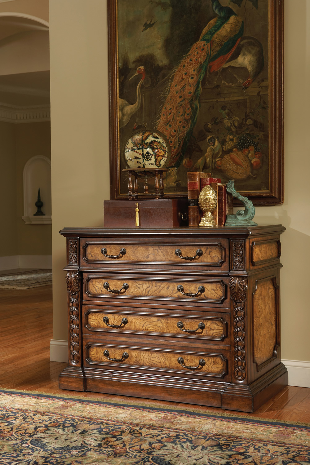 Ambella Home Collection - Rawling File Cabinet