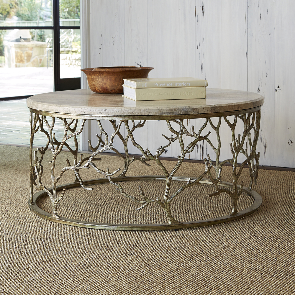 Ambella Home Collection - Branch Cocktail Table
