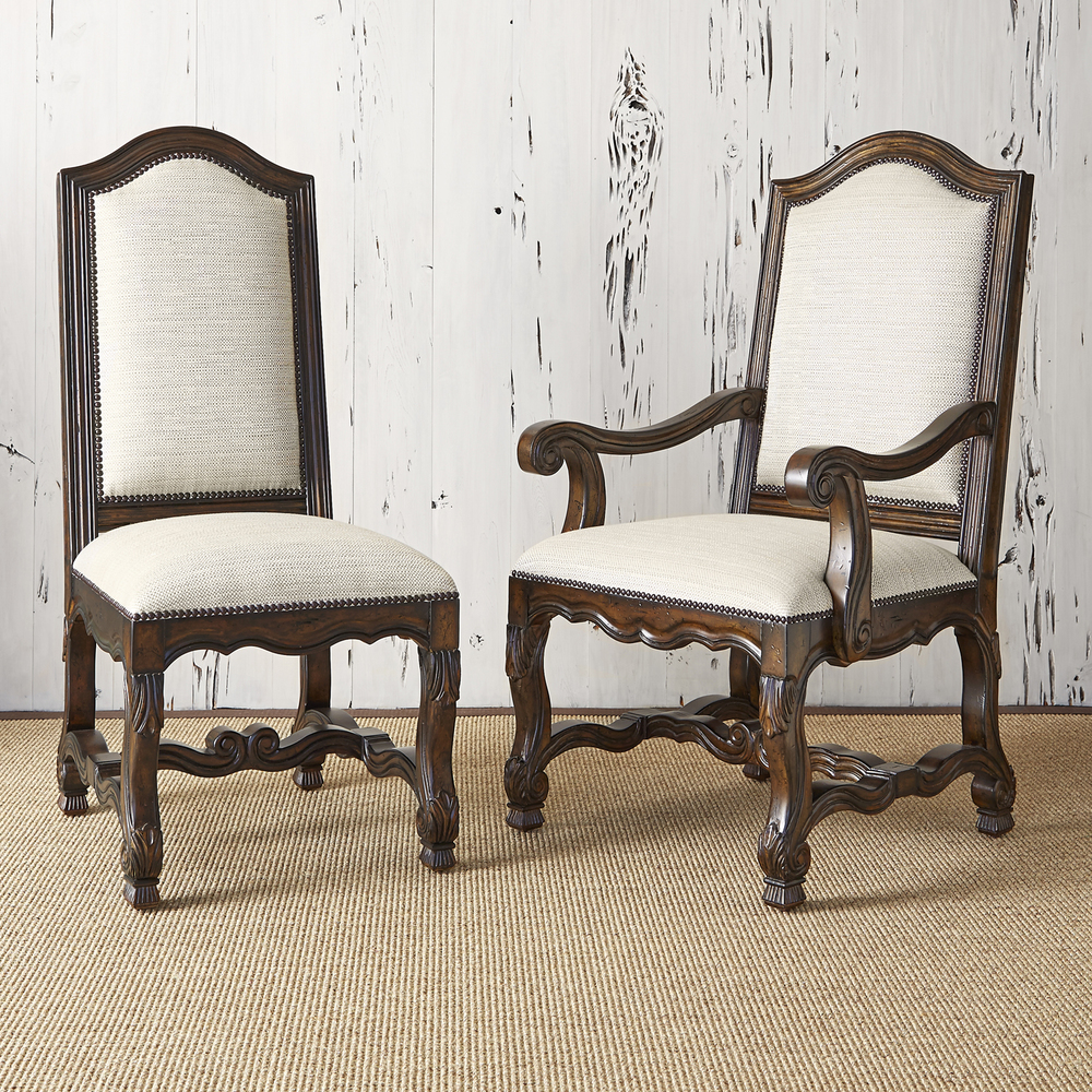 Ambella Home Collection - Avignon Side Chair