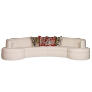 Thumbnail of Ambella Home Collection - Nautilus Sectional