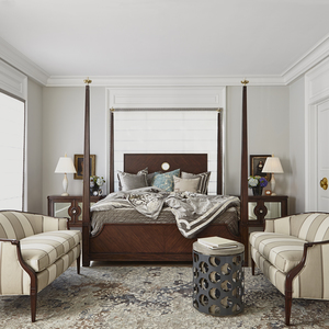 Thumbnail of Ambella Home Collection - Crown 4 Poster Bed