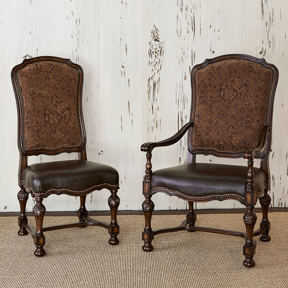 Ambella Home Collection - New Provence Arm Chair
