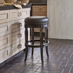 Thumbnail of Ambella Home Collection - Rochelle Swivel Counter Stool