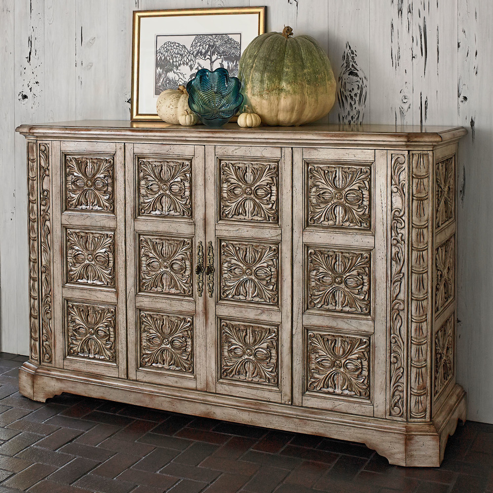 Ambella Home Collection - Medallion Sideboard