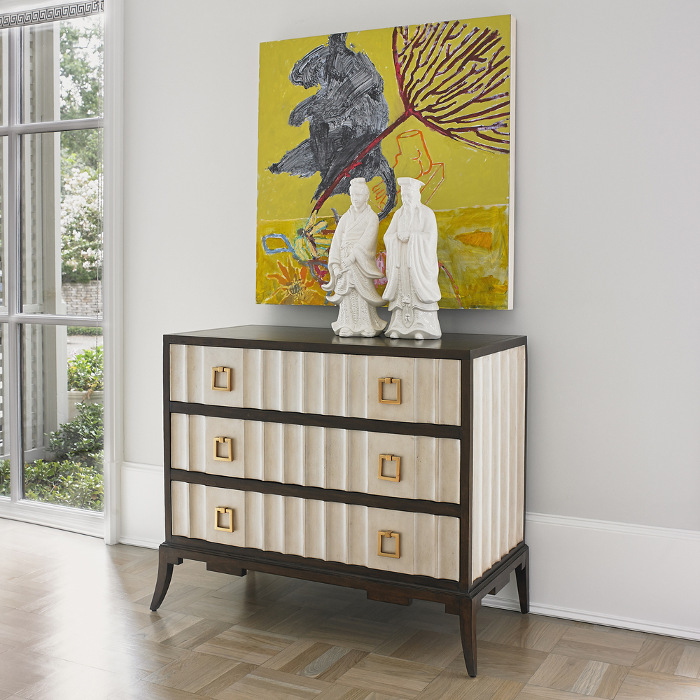 Ambella Home Collection - Magic Fluted Chest