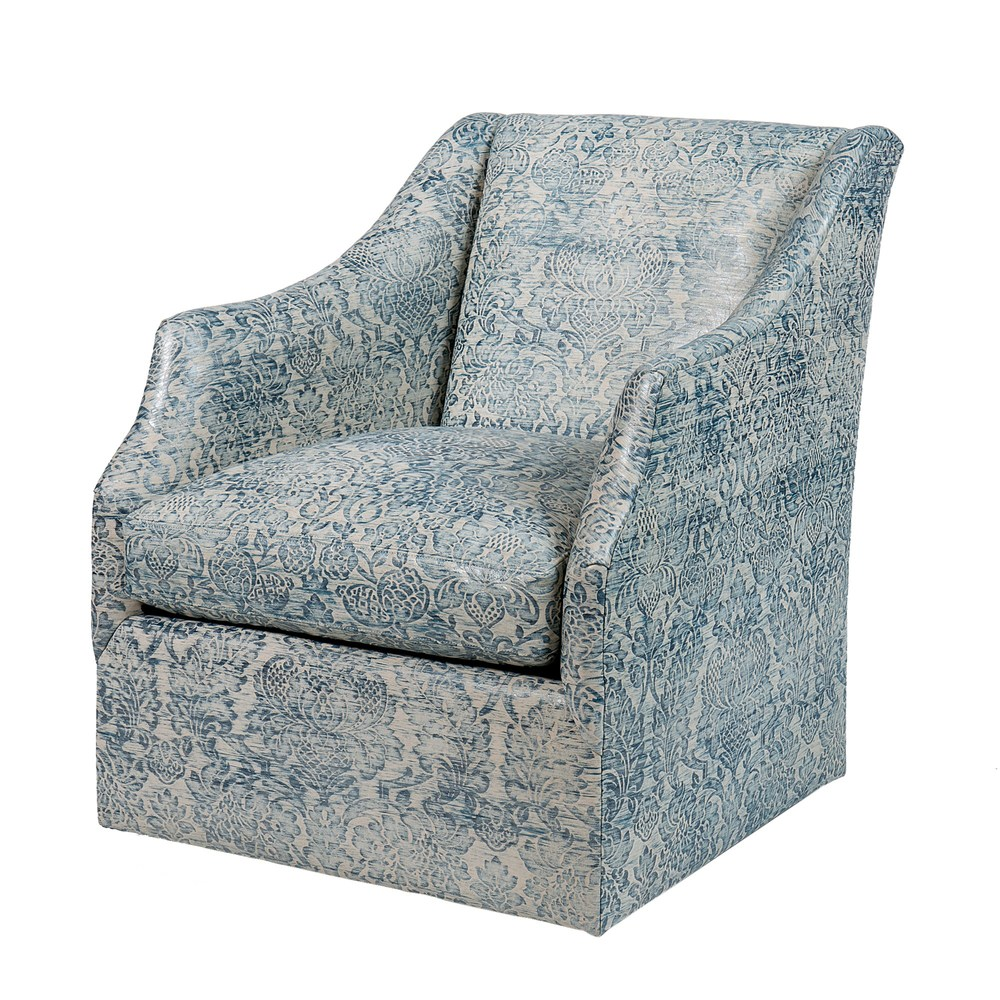 Ambella Home Collection - Claudette Swivel Chair