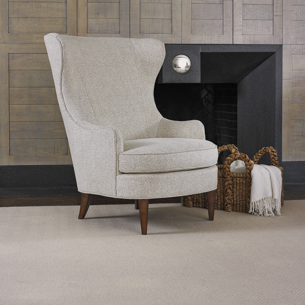 Ambella Home Collection - Crawford Wing Chair