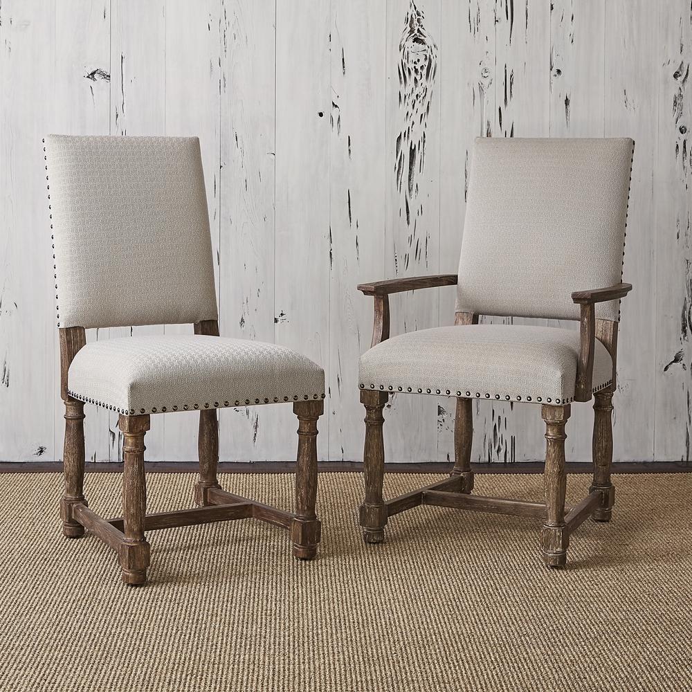 Ambella Home Collection - Voranado Side Chair