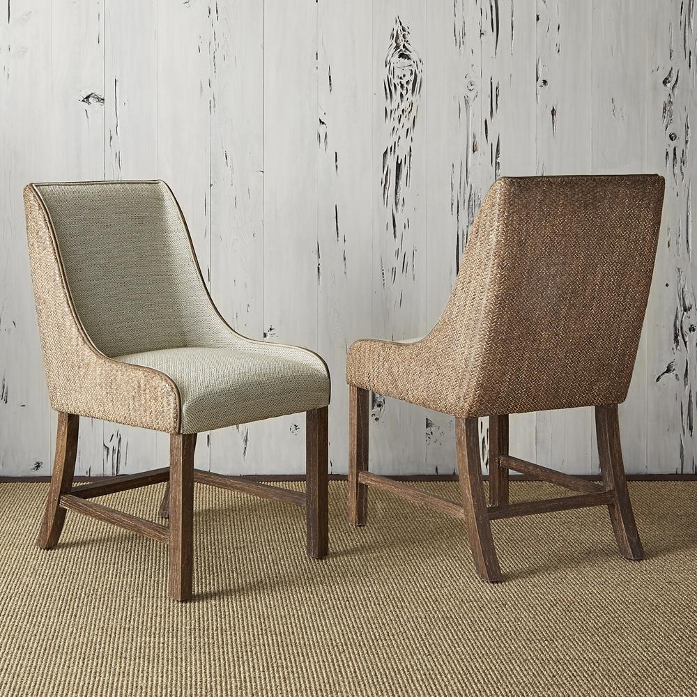 Ambella Home Collection - Voranado Woven Side Chair