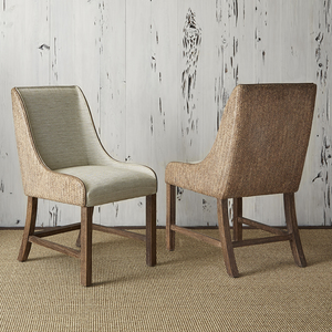 Thumbnail of Ambella Home Collection - Voranado Woven Side Chair