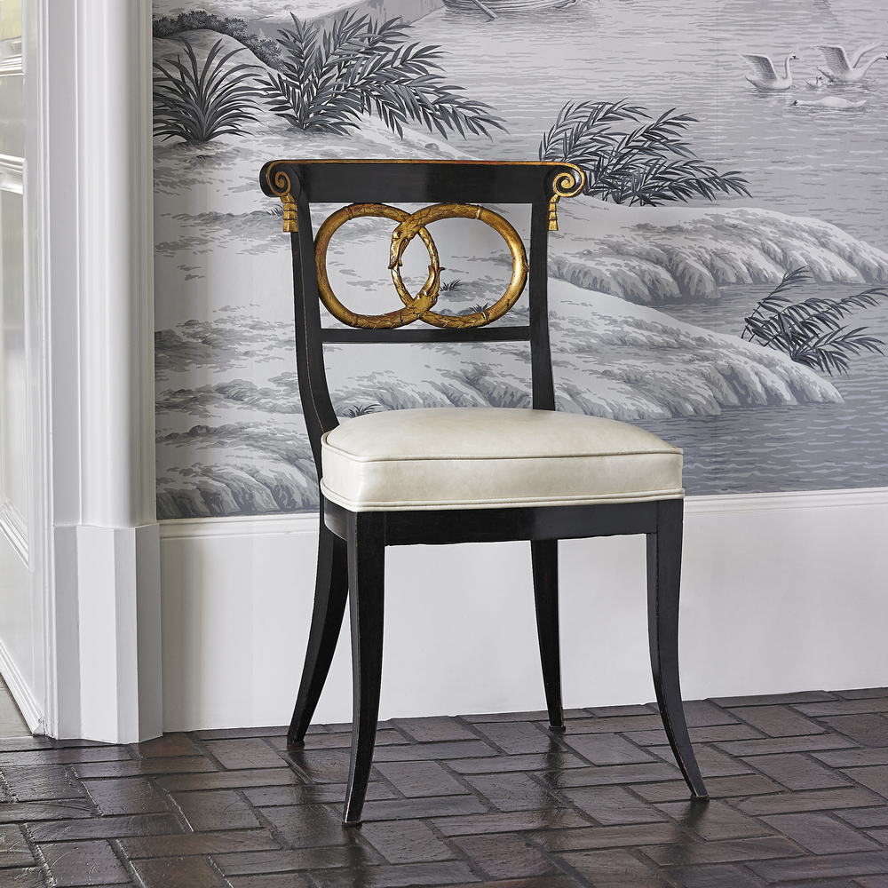 Ambella Home Collection - Dolphin Chair