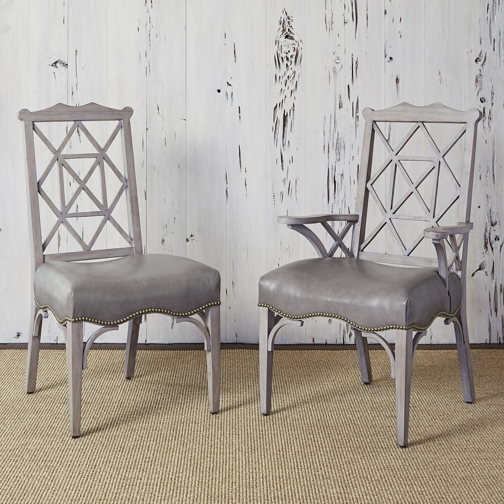 Ambella Home Collection - 18th Century Side Chair