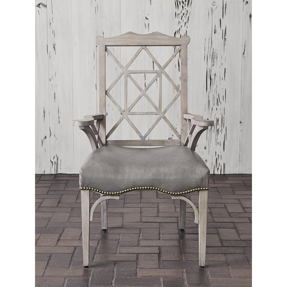 Ambella Home Collection - 18th Century Arm Chair