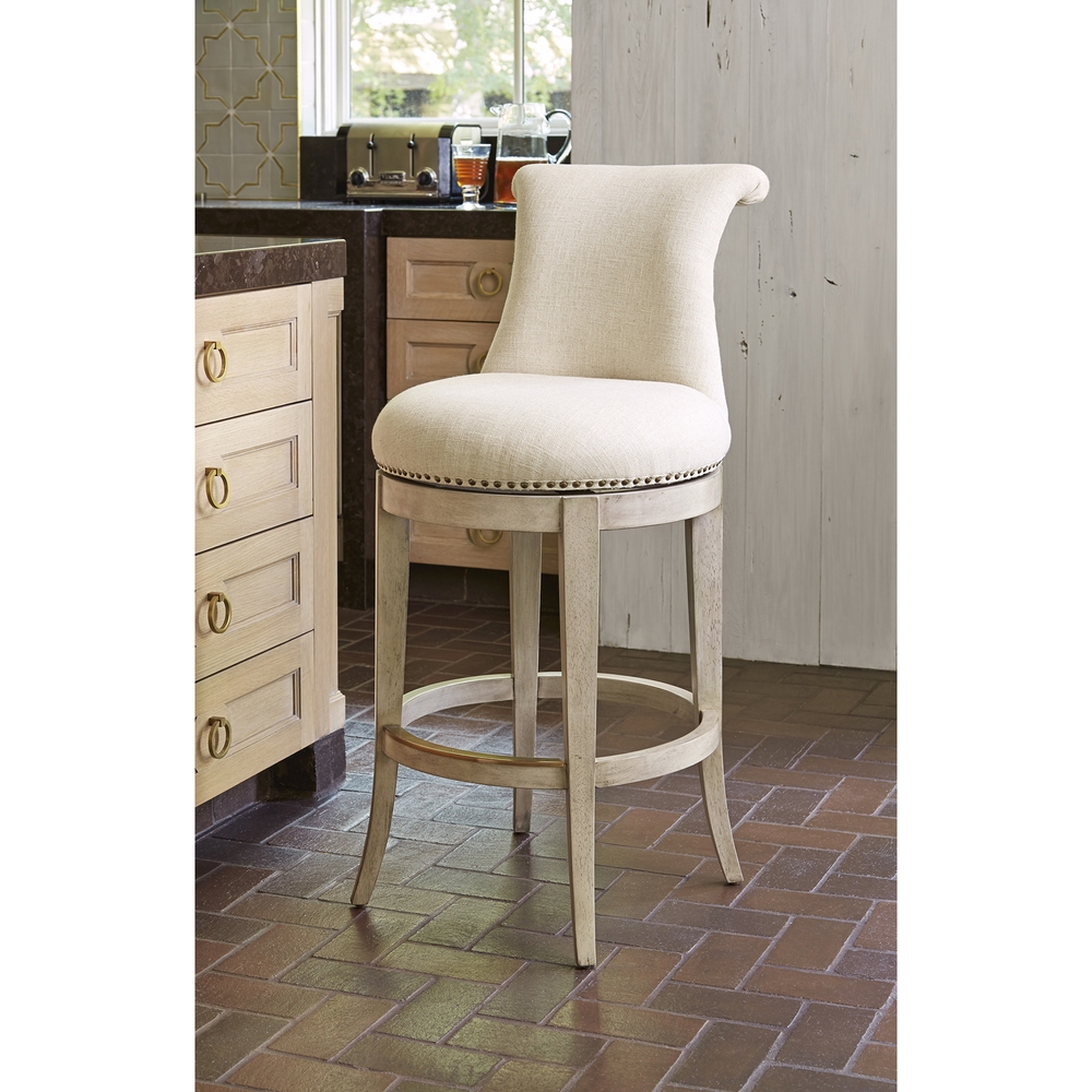Ambella Home Collection - Ionic Counter Stool