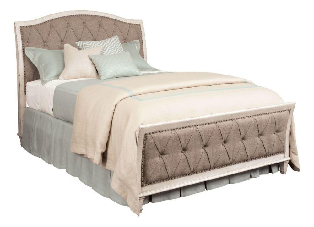 American Drew - Queen Upholstered Bed