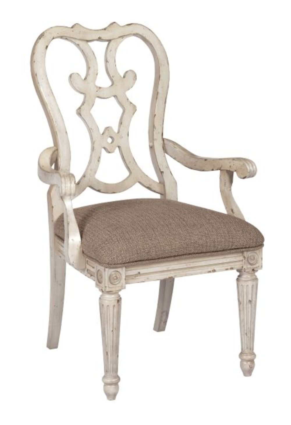 American Drew - Arm Dining Chair