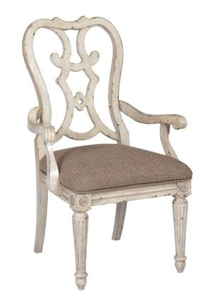 Thumbnail of American Drew - Arm Dining Chair