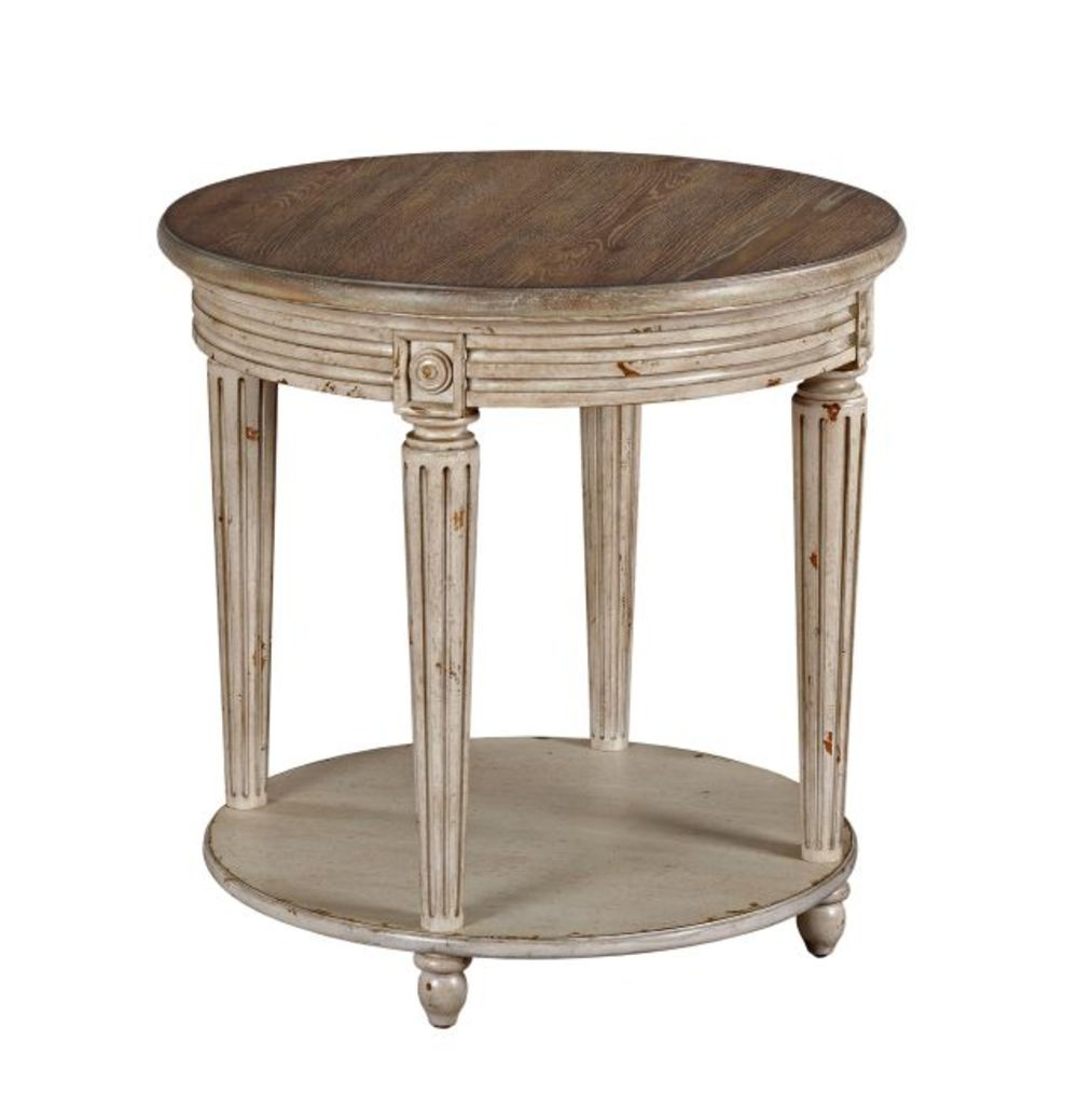 American Drew - Round End Table