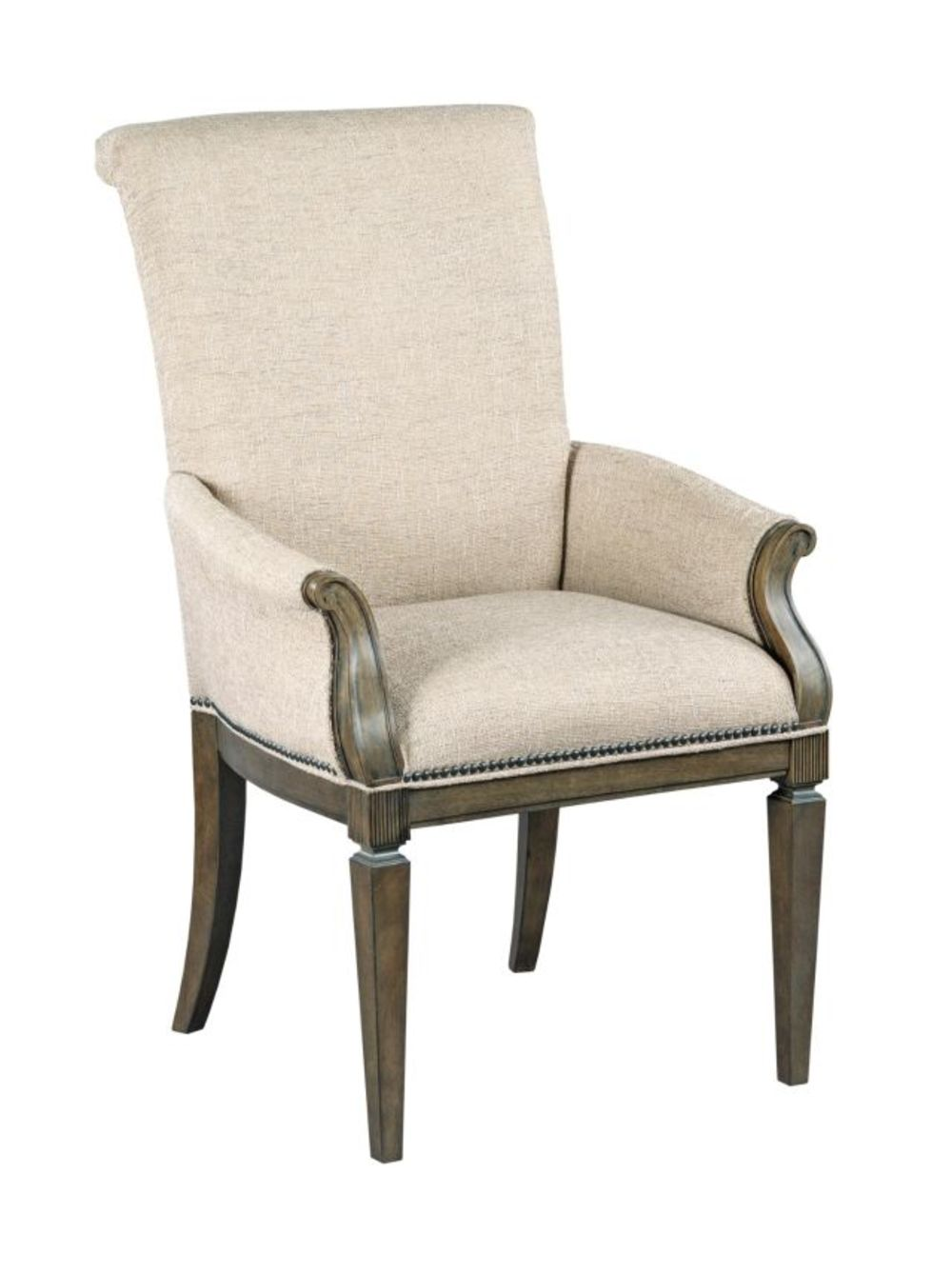 American Drew - Camille Upholstered Arm Chair