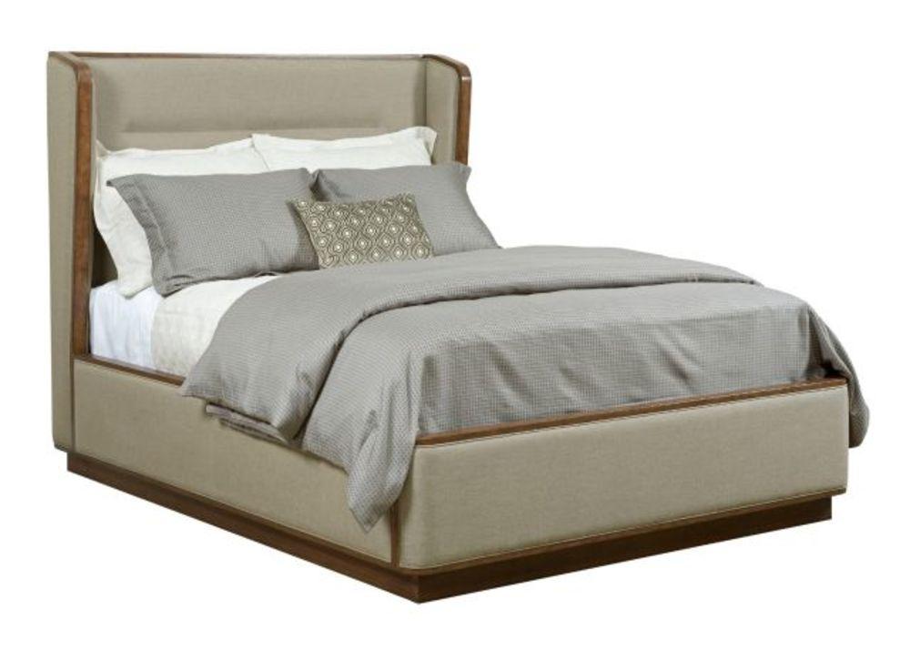 American Drew - Astro Queen Upholstered Bed