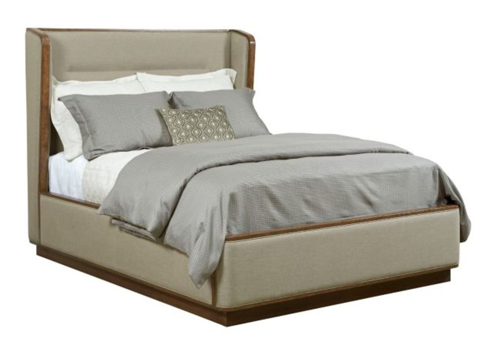 American Drew - Astro Cal King Upholstered Bed
