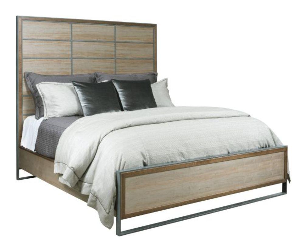 American Drew - Matrix Queen Panel Bed