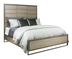 Thumbnail of American Drew - Matrix Queen Panel Bed