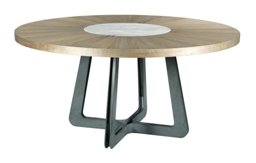 American Drew - Concentric Round Dining Table