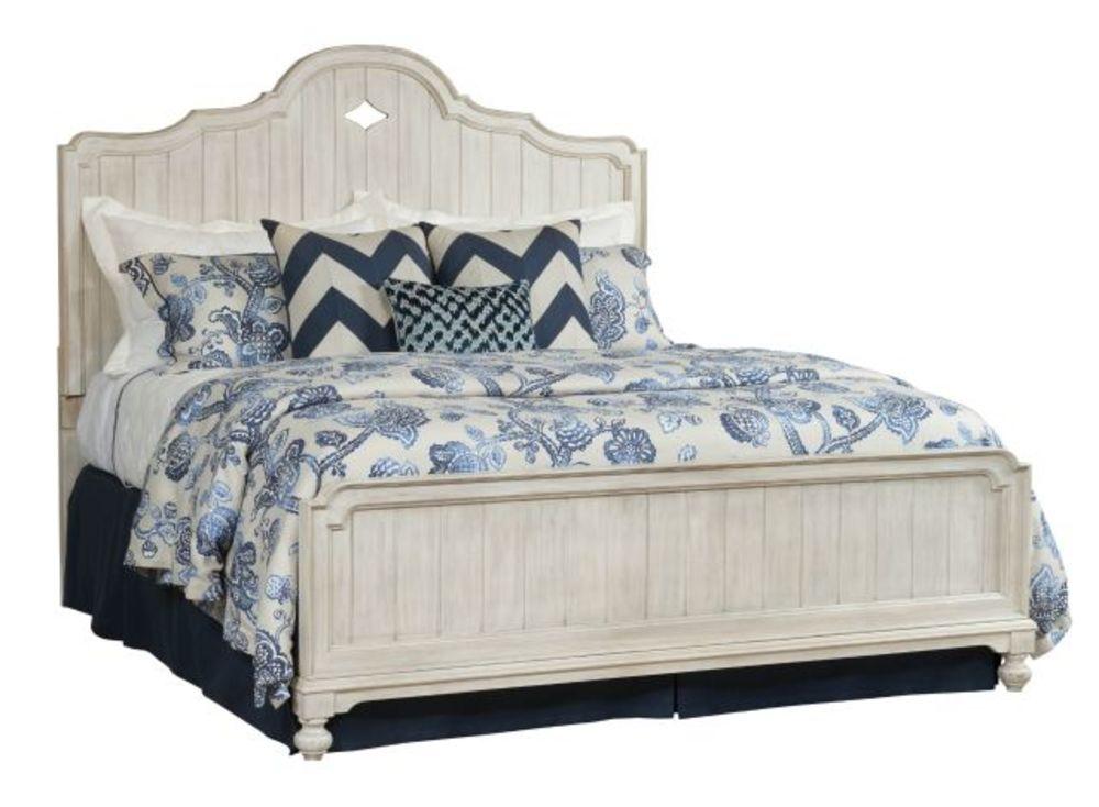 American Drew - Laurel Cal King Panel Bed
