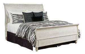 Thumbnail of American Drew - Hanover Queen Sleigh Bed