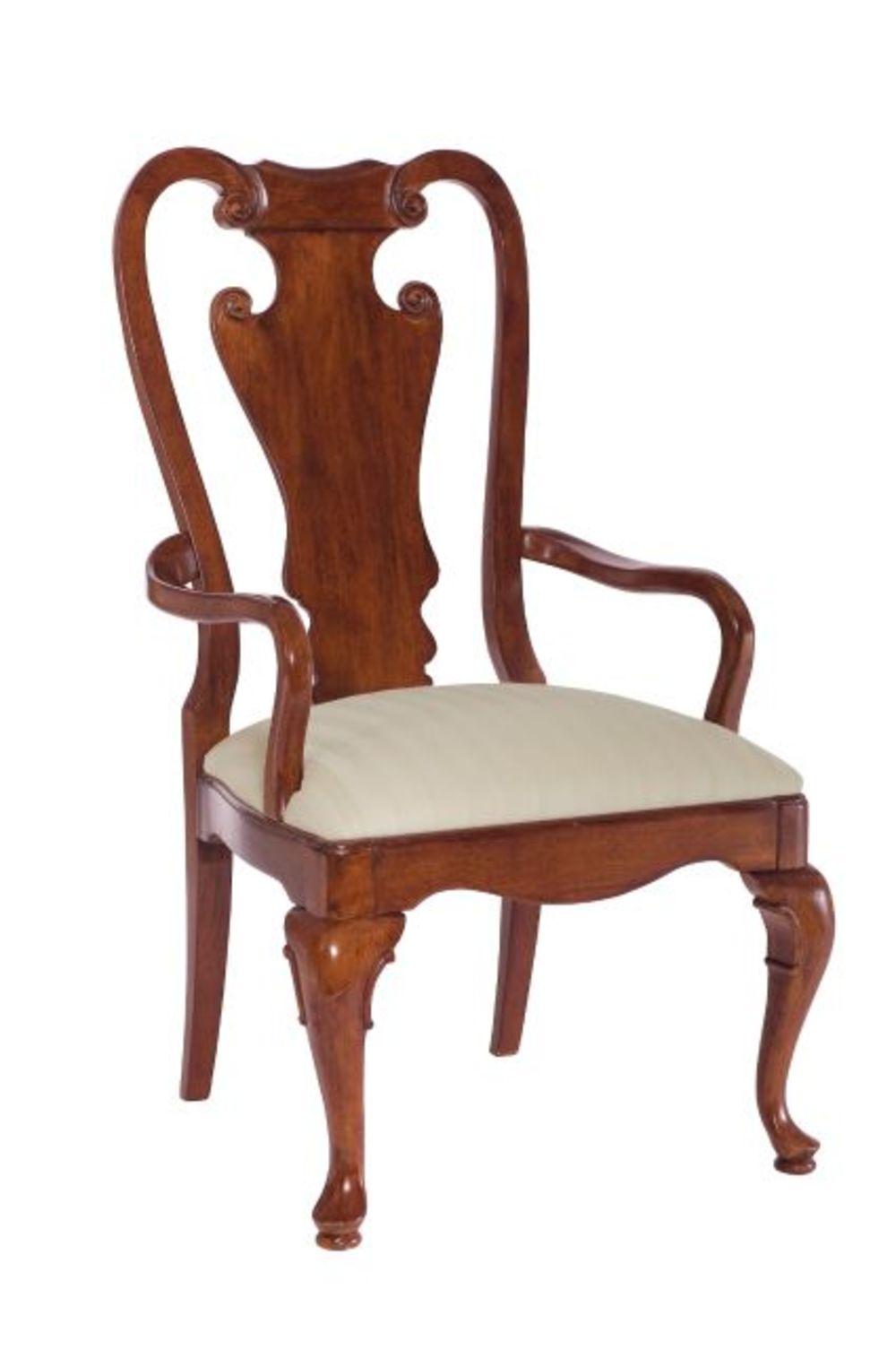 American Drew - Splat Back Arm Chair