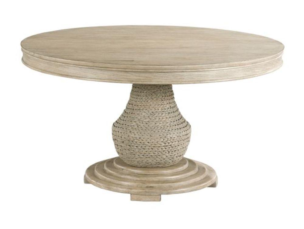 American Drew - Largo Round Dining Table